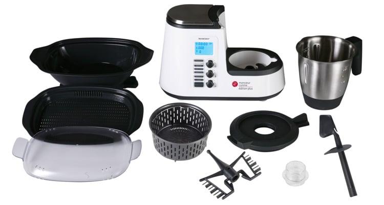 Monsieur Cuisine Plus Test Du Robot Cuiseur Silvercrest De Lidl