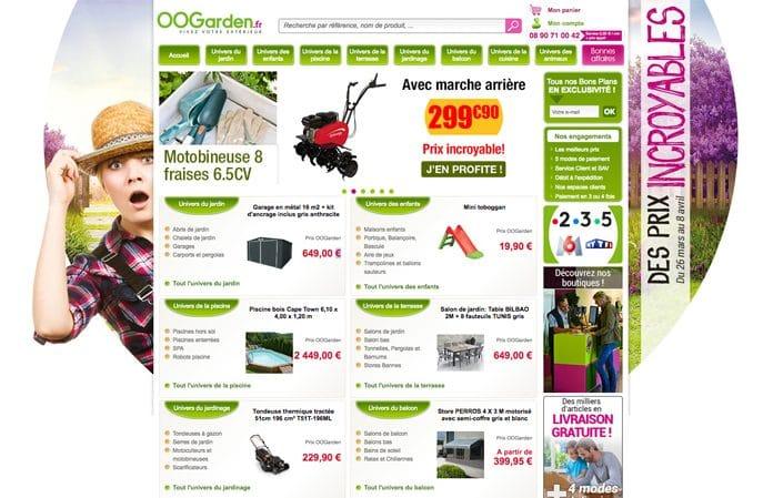 Tout pour votre jardin sur OOGarden → Avis & Code promo ...