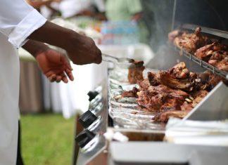 barbecue professionel