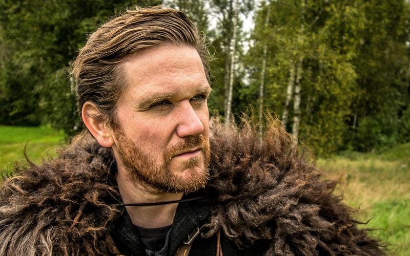 un viking