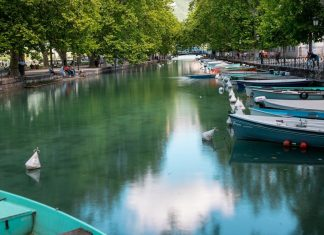 Un hôtel pas cher à Annecy, réservez votre chambre dès maintenant !