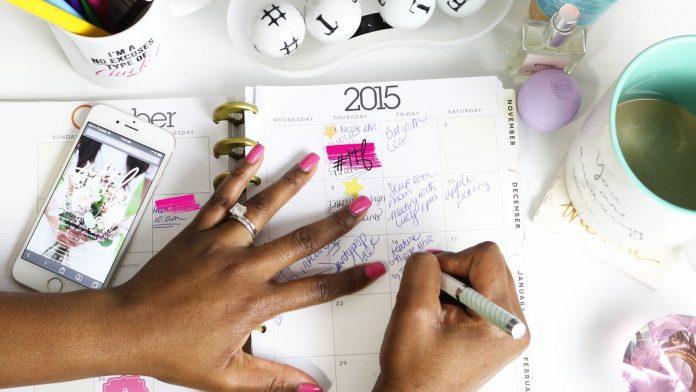 Pourquoi utiliser un agenda est-il nécessaire ?