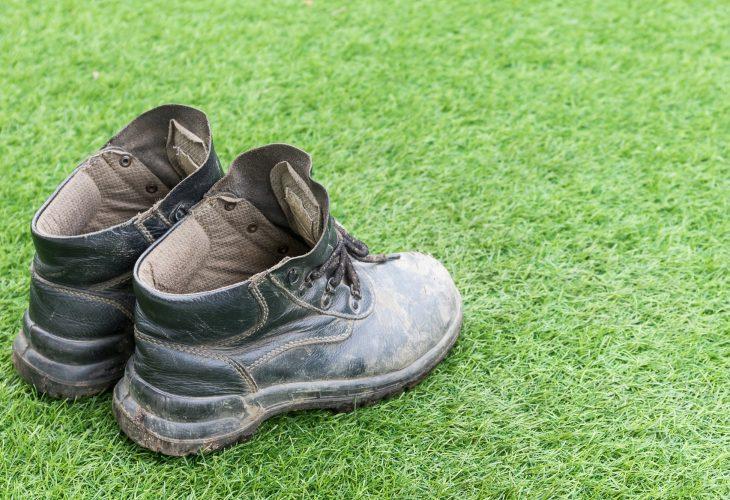 la chaussure de sécurité femme